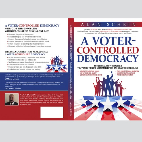 A Voter Controlled Democracy