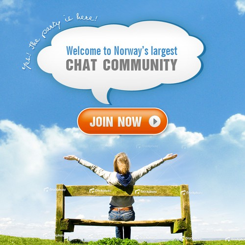 Help Chat.no with a new website design