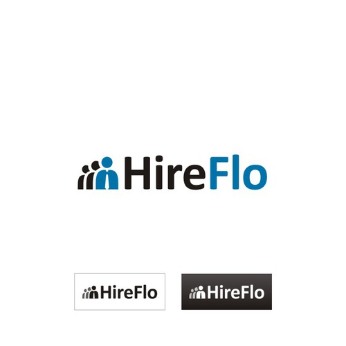 Logo for HireFlo