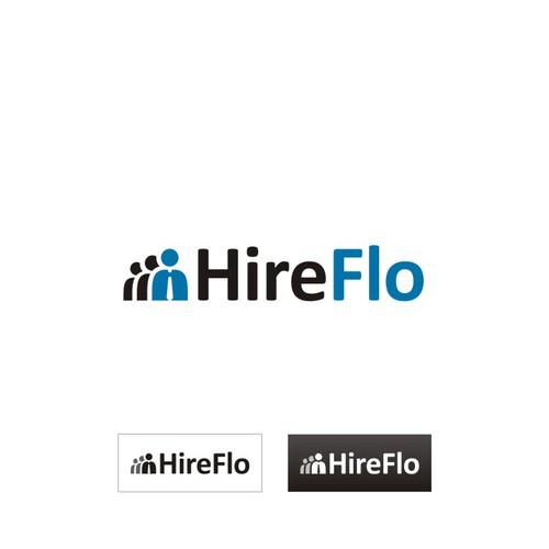 Logo for HireFlo