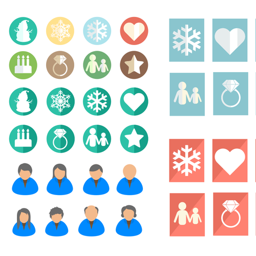 icon set for app