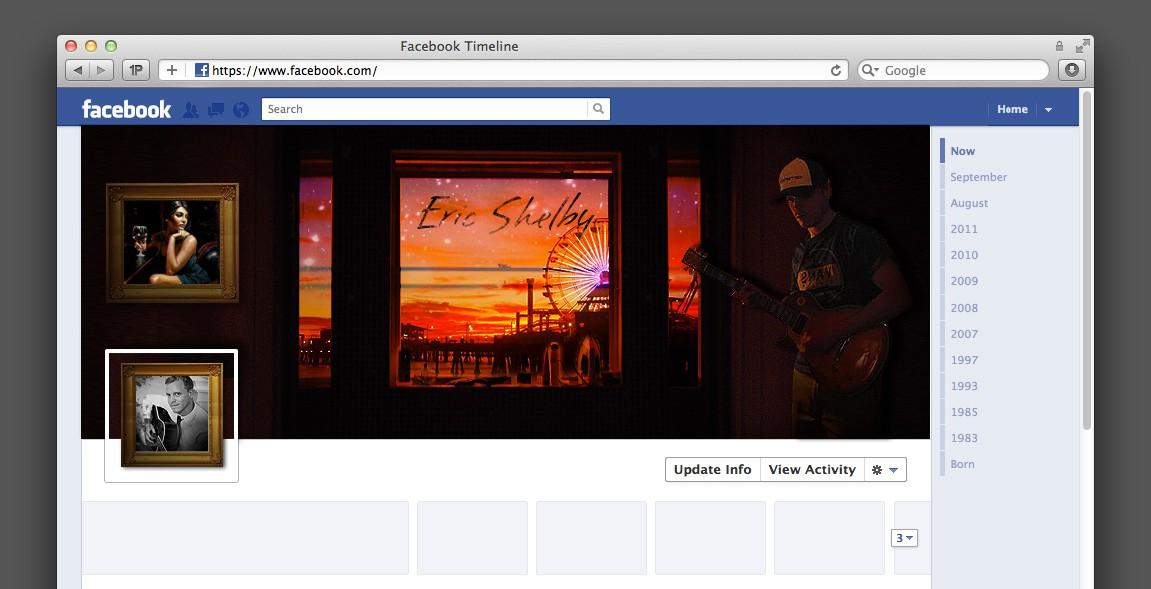 Guaranteed! Social Media Musician Cover/Banner