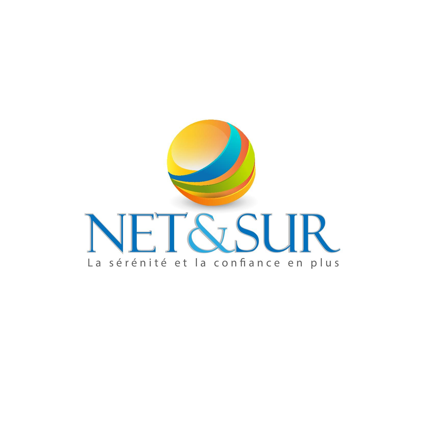 """Charte graphique """"Net&Sur"""""""