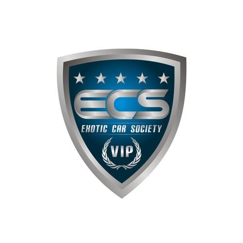 Logo for ECS