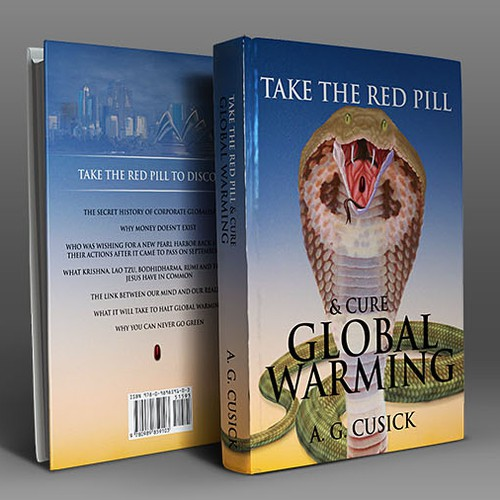 Take the Red Pill: and Cure Global Warming
