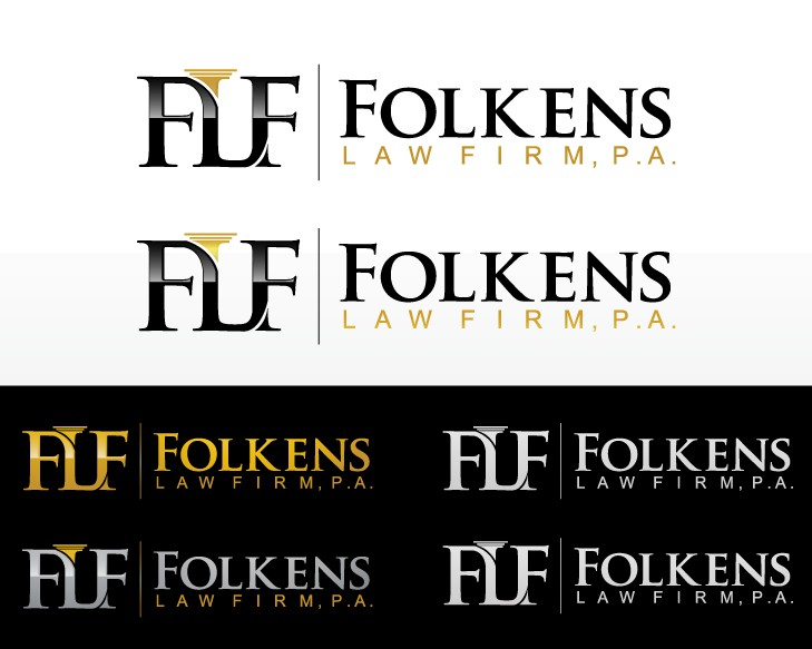Help Folkens Law Firm, P.A. with a new logo