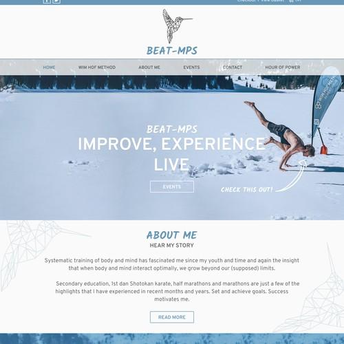 Design for a Health & Wellness Company