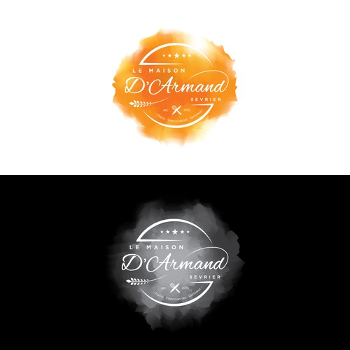 Minimalistic Logo Concept for D'Armand