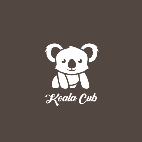 Logo for 'Koala Cub'