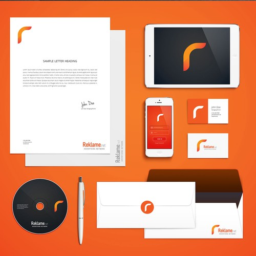 Designs for Reklame.net
