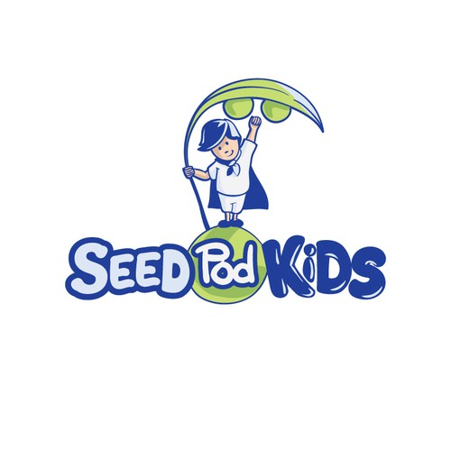 Seed Pod Kids Logo