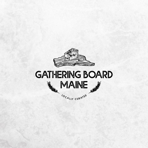 "Logo entry for ""Gathering Board Maine"""