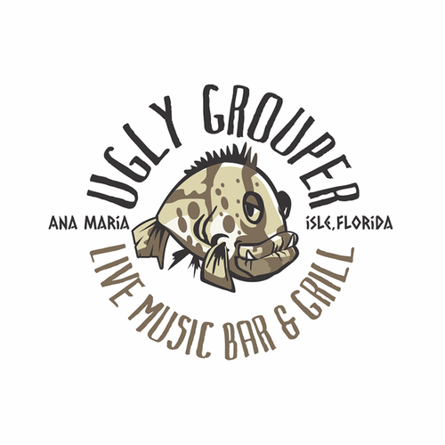 Ugly Grouper Logo