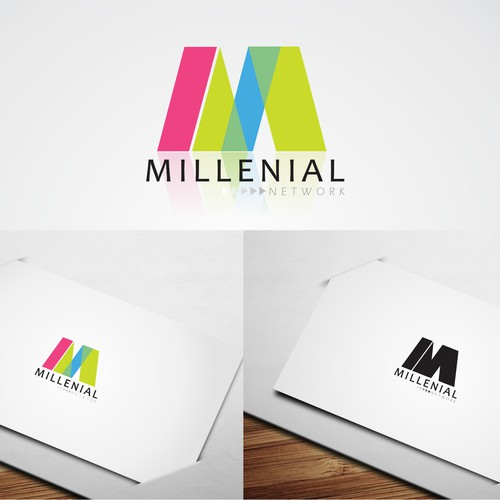 Create the next logo for Millennial