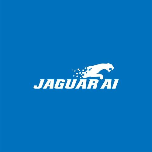 Jaguar AI Logo Concept