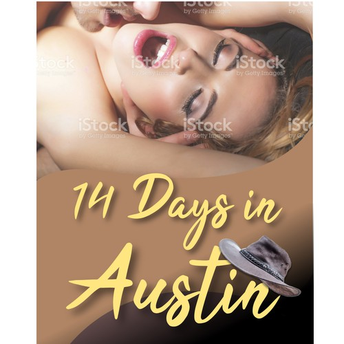 Book cover for erotic novel