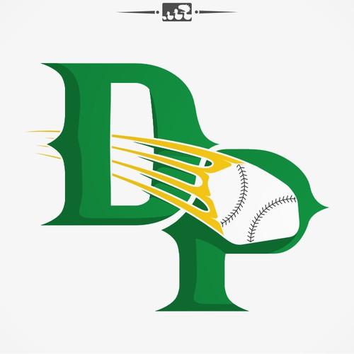 """Sport Logo """"DP"""""""