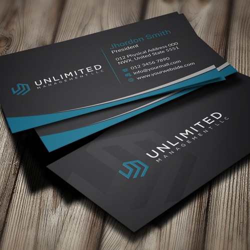 Unlimited Business Cards