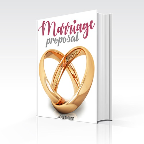 Marriage Proposal  book cover3
