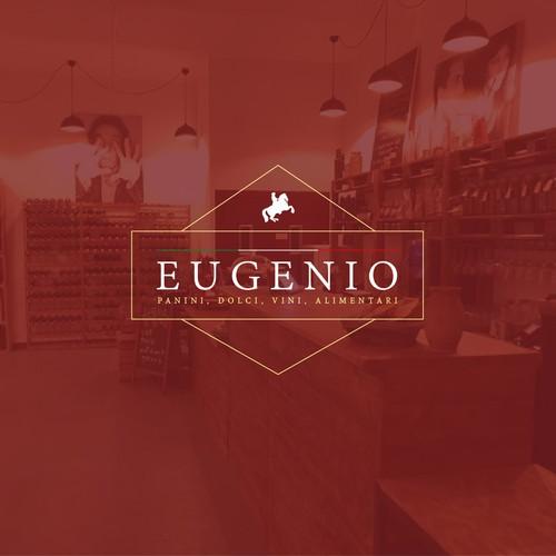 Logo Eugenio