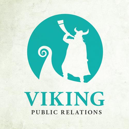 Logo for VIKING Public Relations