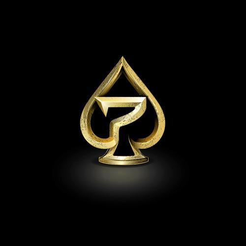 bold logo for 7alpha