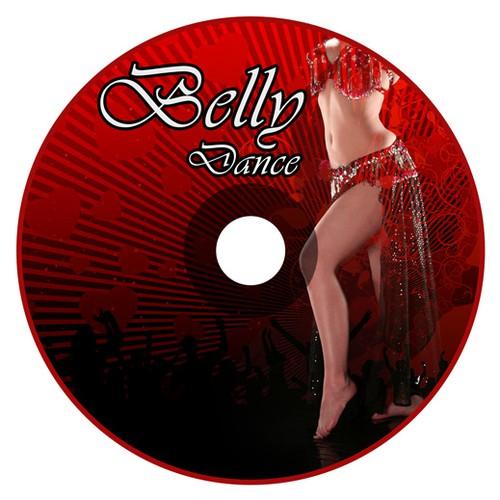 Artwork CD cover for Belly Dance Album