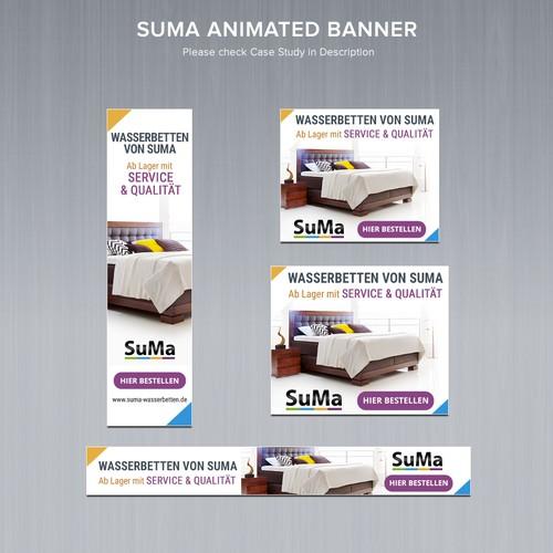 SuMa Wasserbetten benötigt Premiumbanner