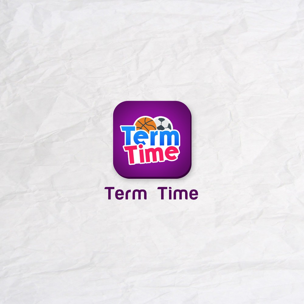 Design a slick and simple app icon for kids clubs booking system