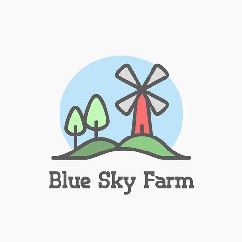 Blue Sky Farm