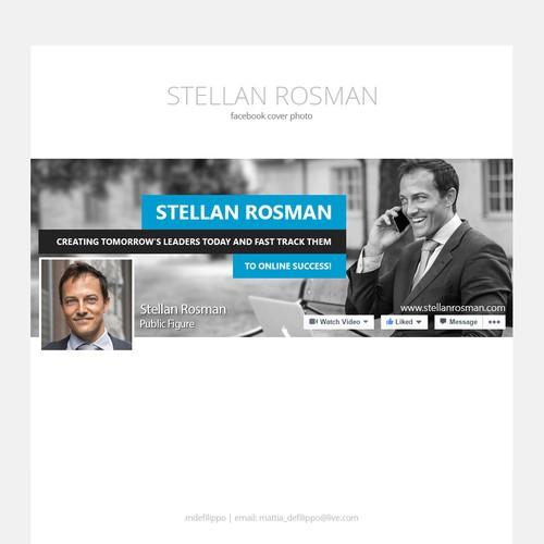 Stellan Rosman Facebook Cover
