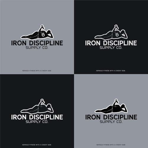Iron Discipline Logo concept