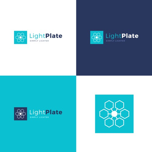 LightPlate Branding / Hosted Website