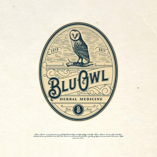 BLUE OWL LOGO PROPOSAL