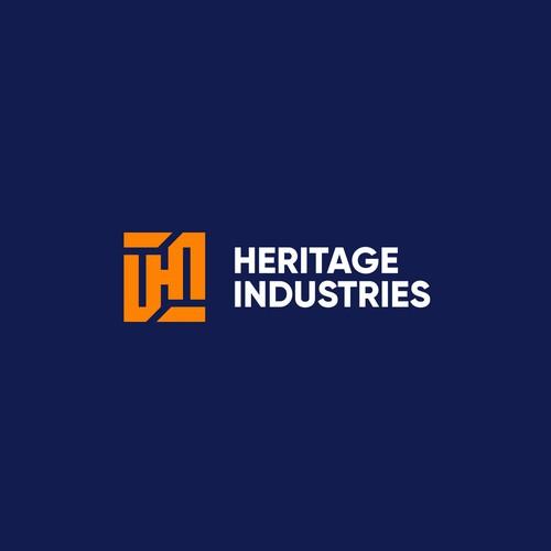 Logoentwicklung eines Bauuntenehmens