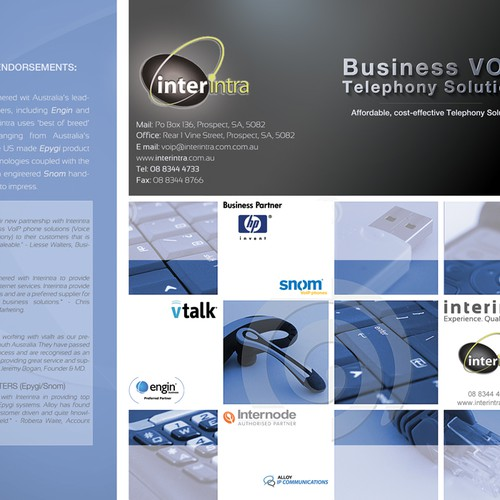 Interintra brochure