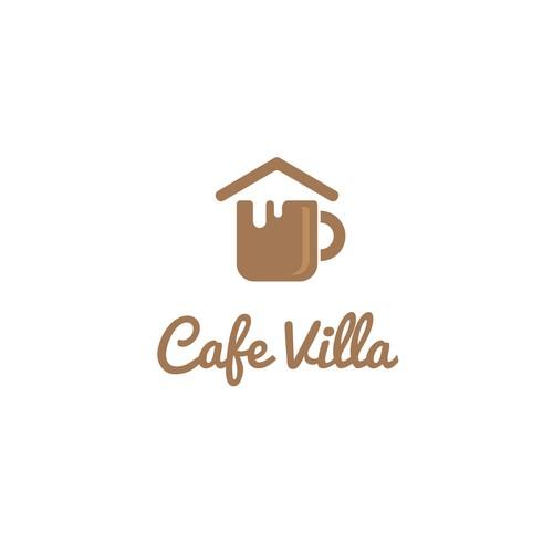 Logo for Cafe Villa
