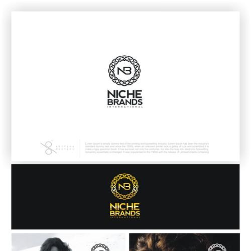 Luxurious and Bold logo & biz card design needed for Niche Brands International!