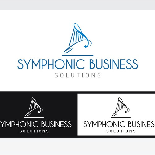 Symphonic Business Solutions needs a new logo