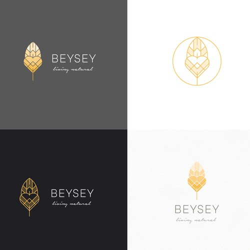 Logo For Beysey Cosmetics Brand