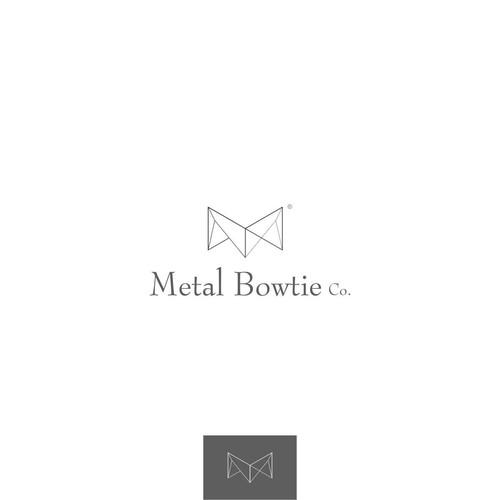 metal bowtie