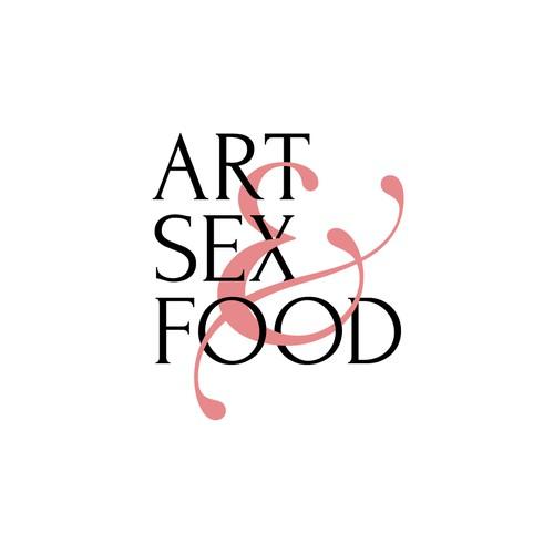 art sex food