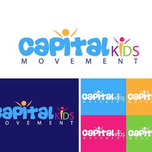 Capital Kids logo