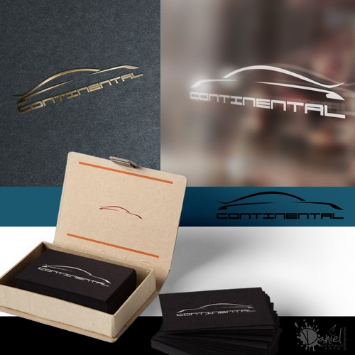 Create logo and business card for a sport car tuning company
