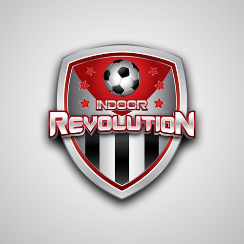 Create the next logo for indoor revolution