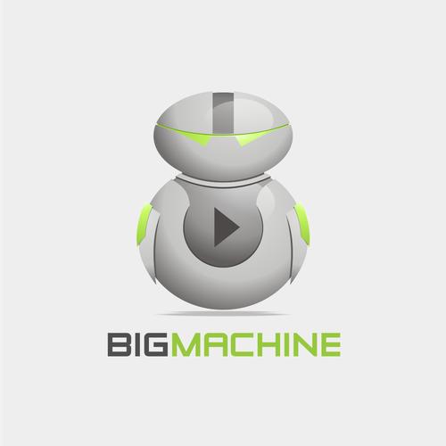 logo design for BigMachine