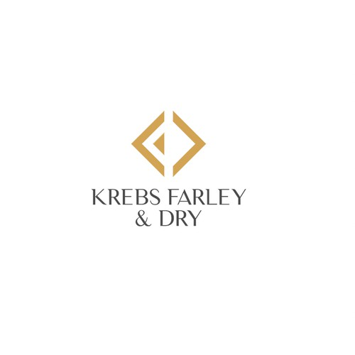 Law Firm Logo for Krebs Farley & Dry