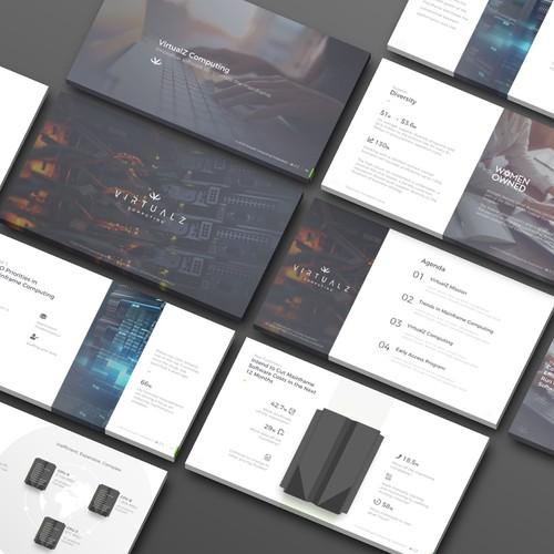 Presentation Design for VirtualZ Computing