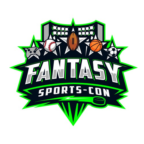 Fantasy Sports-Con Logo