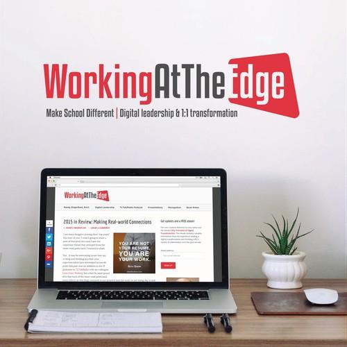 WorkingAtTheEdge - Logo Design
